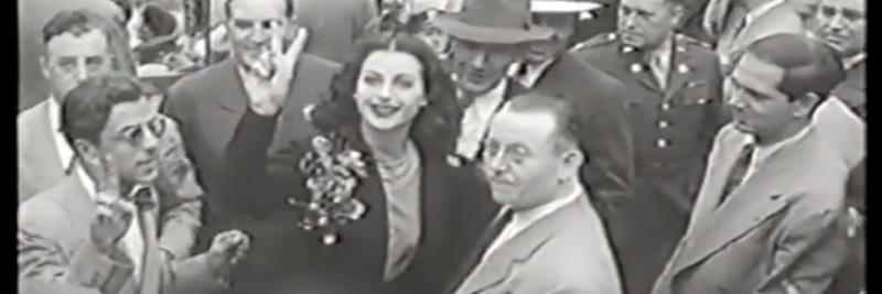 Hedy Lamarr Inventions and Accomplishments