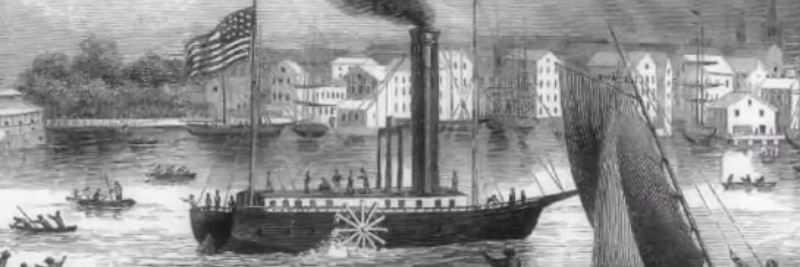 Robert Fulton Inventions and Accomplishments