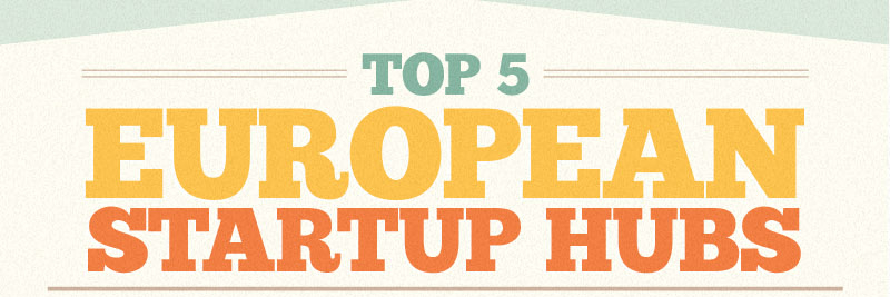 Top 5 Startup Hubs in Europe