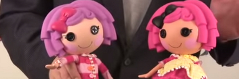 Who Invented Lalaloopsy Dolls