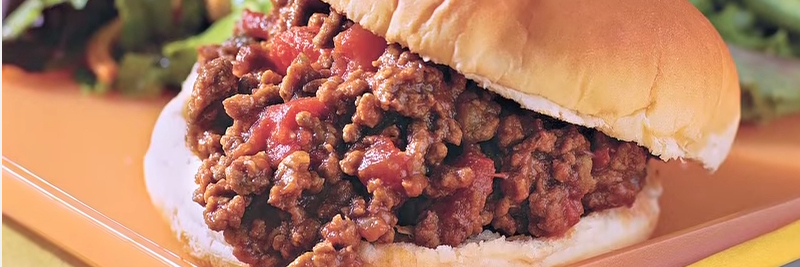 Who Invented Sloppy Joes