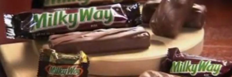 Who Invented the Milky Way Candy Bar
