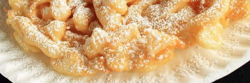 Who Invented Funnel Cake
