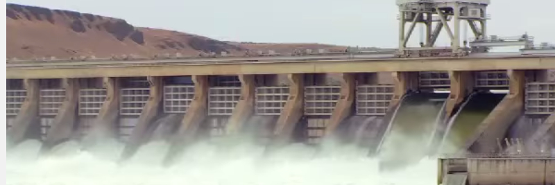 Who Invented Hydroelectric Energy