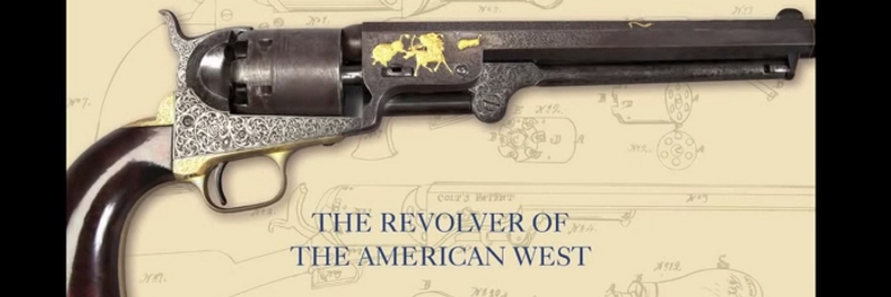 Who Invented The Colt Revolver