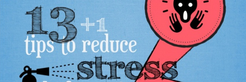 14 Ways to Reduce Stress Before Your Presentation