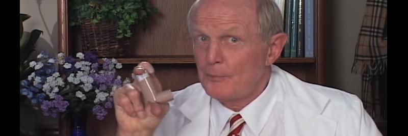 When Were Asthma Inhalers Invented