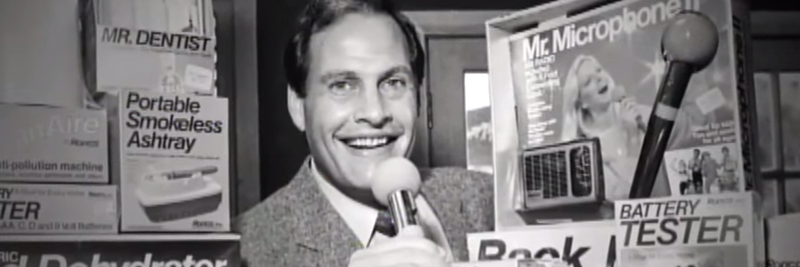 Ron Popeil Inventions and Accomplishments