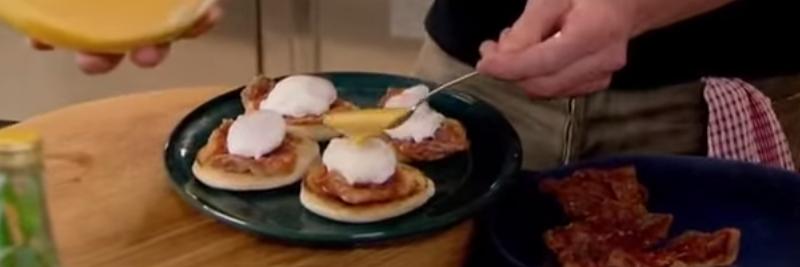 Who Invented Eggs Benedict