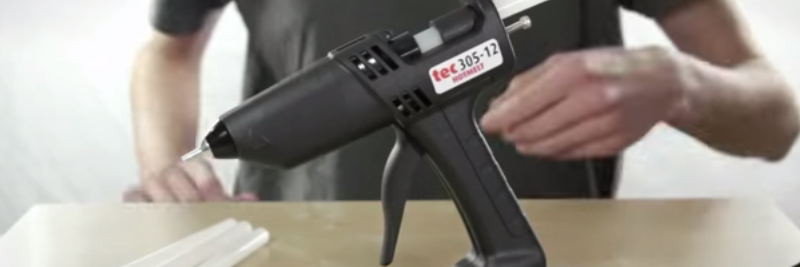 Who Invented the Hot Glue Gun