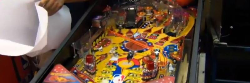 Who Invented the Pinball Machine