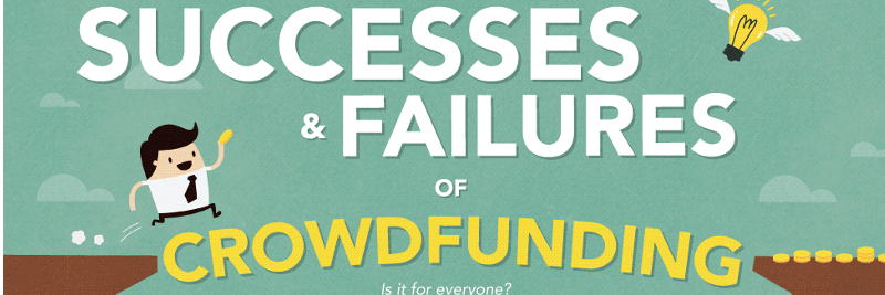 5 Famous and Infamous Crowdfunding Projects