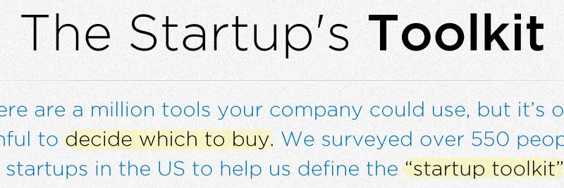 Best Software for StartUps
