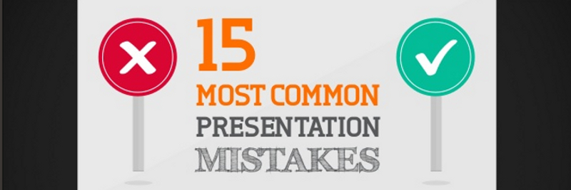 The Most Common Presentation Mistakes