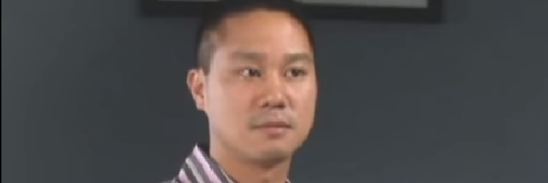 Zappos Founder Revisits Company's Early Days