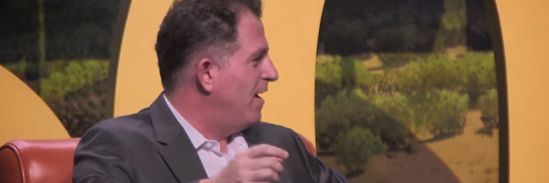 Michael Dell Discusses How to Spot Your Place in the Market