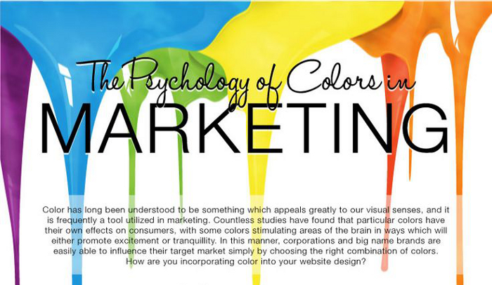 How Colors Influence Marketing