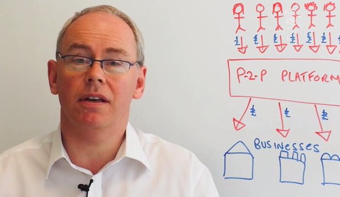 Peer to Peer Lending and Crowdfunding