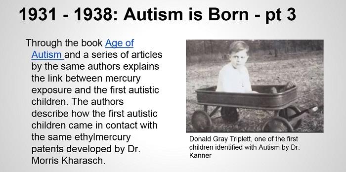 vac autism pt 6 autism is born pt 3