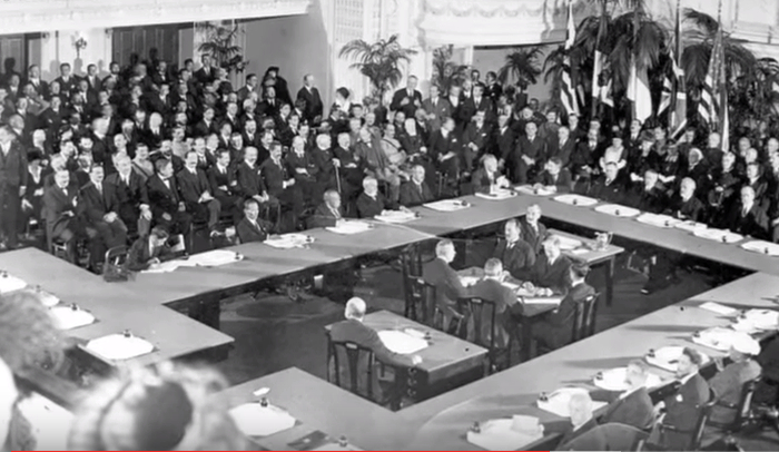 treaty of versailles dbq The treaty of versailles (pdf, 787mb) was signed by germany and the allied nations on june 28, 1919, formally ending world war one the terms of the treaty required that germany pay financial reparations, disarm, lose territory, and give up all of its overseas colonies.