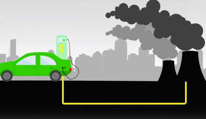 Environmental Impact Of Electric Cars Vision Launch