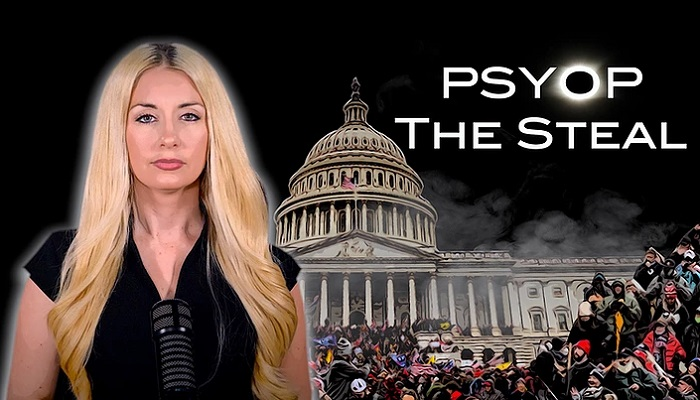 PSYOP The Steal – Full Documentary By Millie Weaver